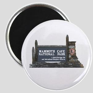 Mammoth Cave National Park, Kentucky Magnet