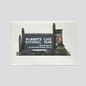 Mammoth Cave National Park, Kentu Rectangle Magnet