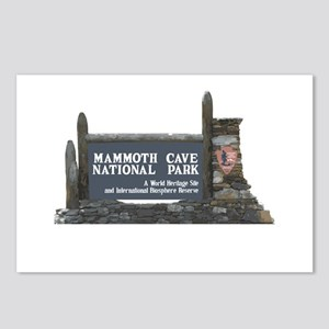 Mammoth Cave National Par Postcards (Package of 8)