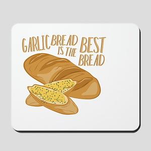 Garlic Bread Mousepad