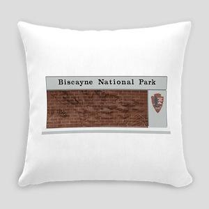 Biscayne National Park, Florida Everyday Pillow