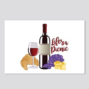 Lifes A Picnic Postcards (Package of 8)