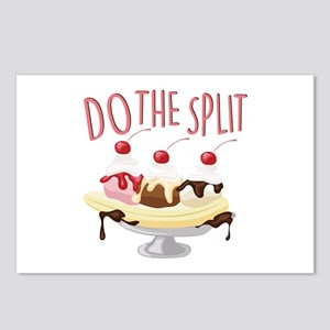Do The Split Postcards (Package of 8)