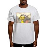 figure and landscape Light T-Shirt