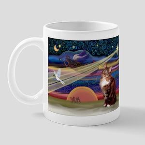 XMas Star / Maine Coon Mug