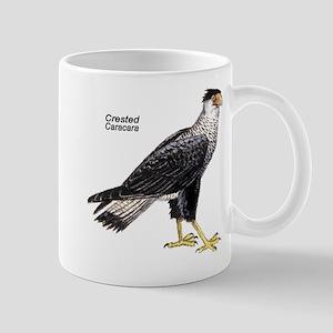 Crested Caracara Bird Mug