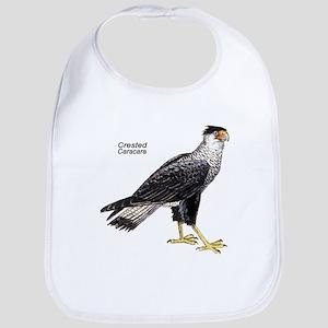 Crested Caracara Bird Bib