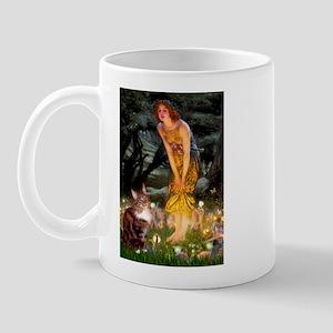 Fairies / Maine Coon Mug