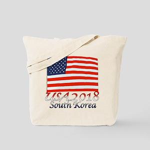 Pyeongchang, South Korea Tote Bag