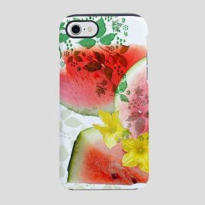 Crispy Watermelon Burst iPhone 8/7 Tough Case
