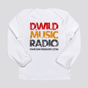 dwild logo #1 Long Sleeve Infant T-Shirt