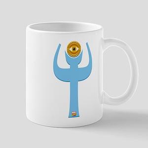 Doctor Strange Costume Abstract Mug