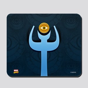 Doctor Strange Costume Abstract Mousepad
