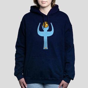 Doctor Strange Costume A Women's Hooded Sweatshirt