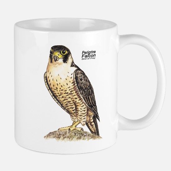 Peregrine Falcon Bird Mug