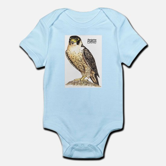 Peregrine Falcon Bird Infant Creeper