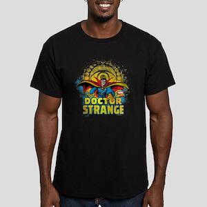 Doctor Strange Flight Men's Fitted T-Shirt (dark)