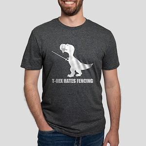 t-Rex Hates Fencing -2 T-Shirt