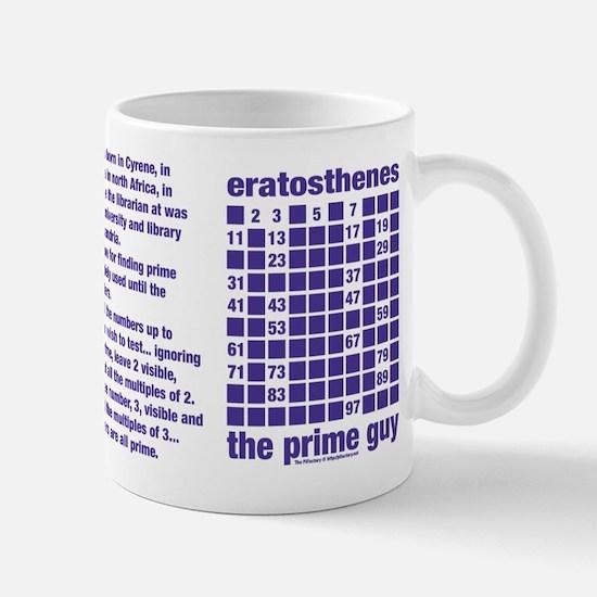 Eratosthenes Prime Guy Mug