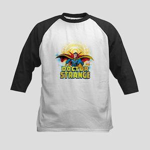 Doctor Strange Flight Kids Baseball Jersey