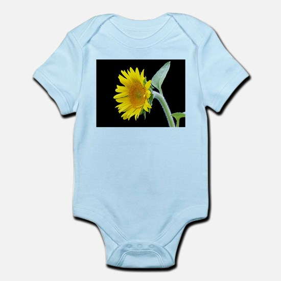Small Sunflower Body Suit