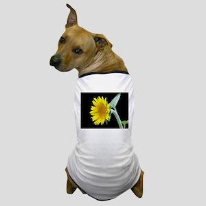 Small Sunflower Dog T-Shirt