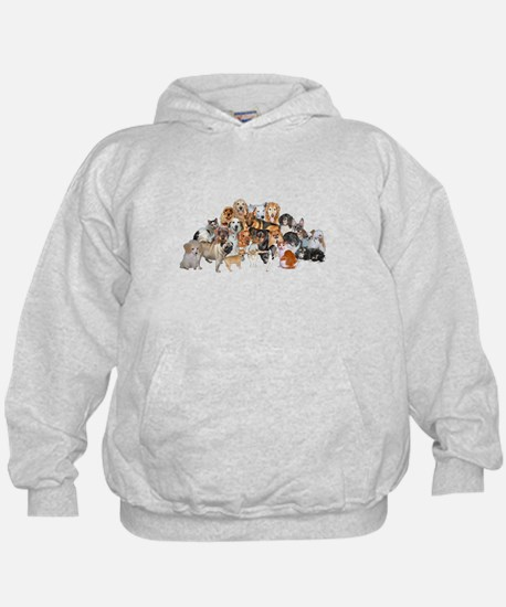 Other Dogs and Cats Hoodie