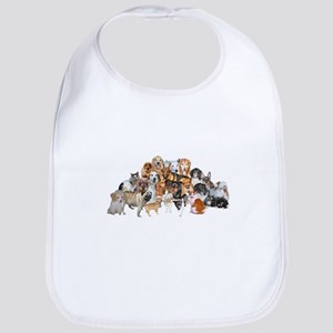 Other Dogs and Cats Bib