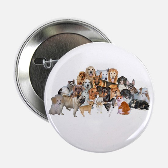 """Other Dogs and Cats 2.25"""" Button"""