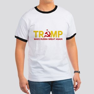 Trump Make Russia Great Again T-Shirt