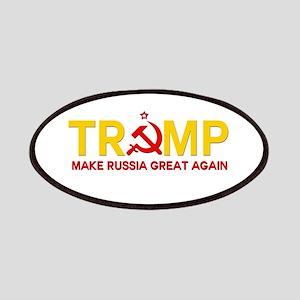 Trump Make Russia Great Again Patch
