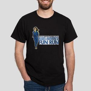 College Humor Fun Run Dark T-Shirt