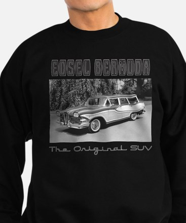 Edsel Bermuda, the Original SUV Sweatshirt
