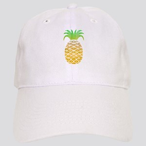 Colorful Pineapple Baseball Cap