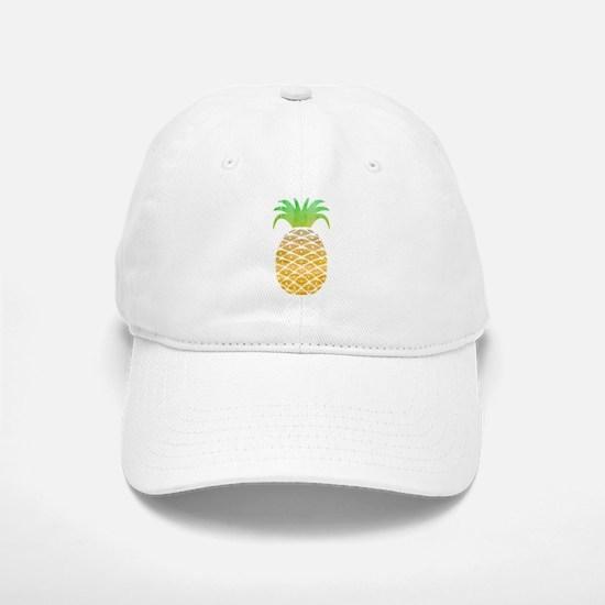 Colorful Pineapple Baseball Baseball Baseball Cap
