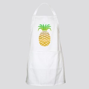 Colorful Pineapple Apron