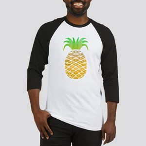 Colorful Pineapple Baseball Jersey