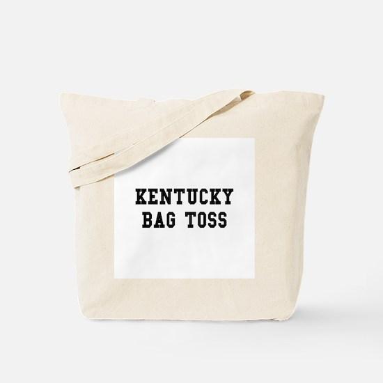 Kentucky Bag Toss Tote Bag