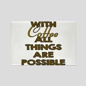 With Coffee Magnets