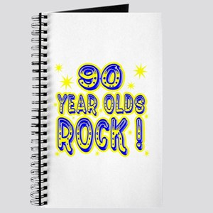 90 Year Olds Rock ! Journal