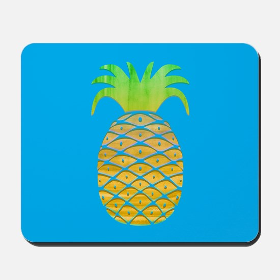 Colorful Pineapple Mousepad