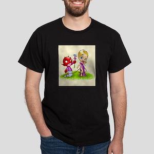 corsica valentine Dark T-Shirt