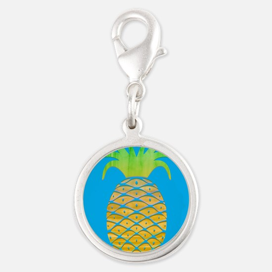 Colorful Pineapple Charms