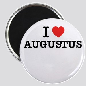 I Love AUGUSTUS Magnets