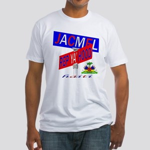 REP JACMEL Fitted T-Shirt