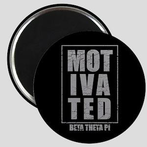 Beta Theta Pi Motivated Magnet