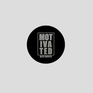 Beta Theta Pi Motivated Mini Button
