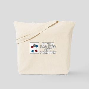 Boston Bag Toss City Champion Tote Bag