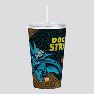 Doctor Strange Blue Acrylic Double-wall Tumbler