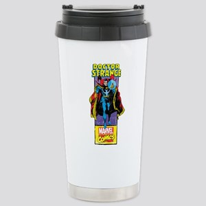 Doctor Strange Masthead Stainless Steel Travel Mug